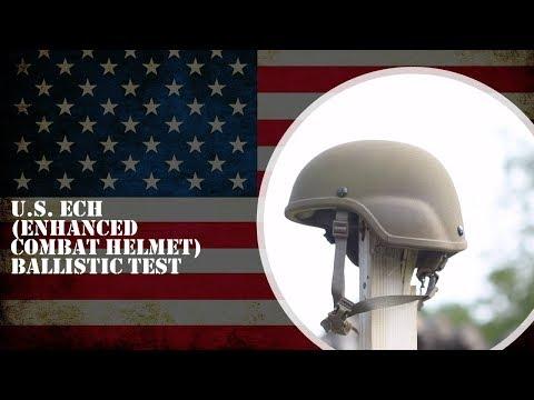 Helmet Test: The U.S. ECH