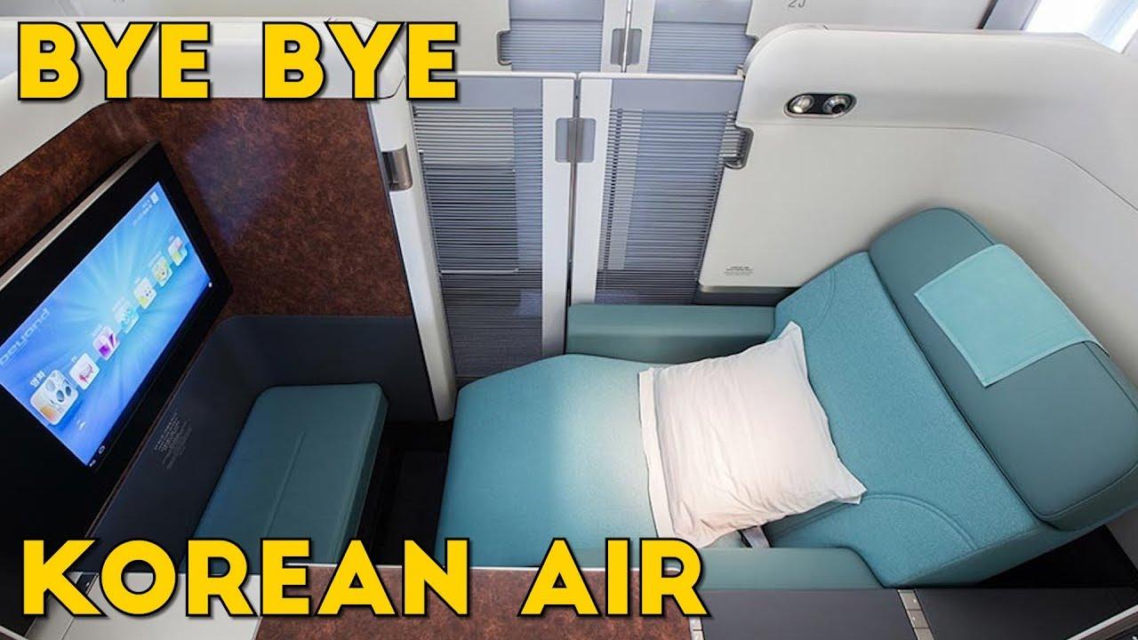 Chase ENDING Points Transfer to KOREAN AIR Skypass - YouTube