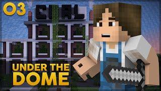 Minecraft Under the Dome #3: A Verdade é Revelada! (FINAL)
