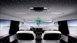 Ролс Ройс Фантом 2018- Интерьер  (Rolls Royce Phantom 2018)