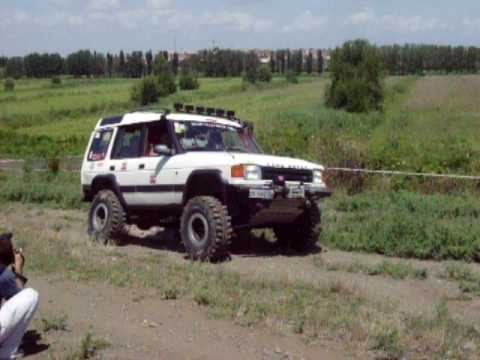 Land Rover Discovery Extreme Youtube