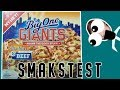 Big One Giants Cheddar and Beef SMAKSTEST