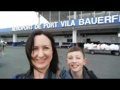 Vanuatu Holiday Vlog