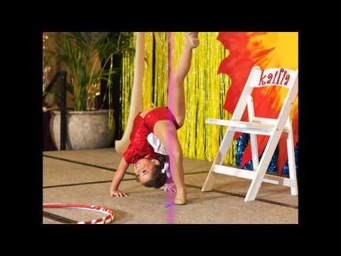 Kailia Deliz vs. Mackenzie Myers Part 2