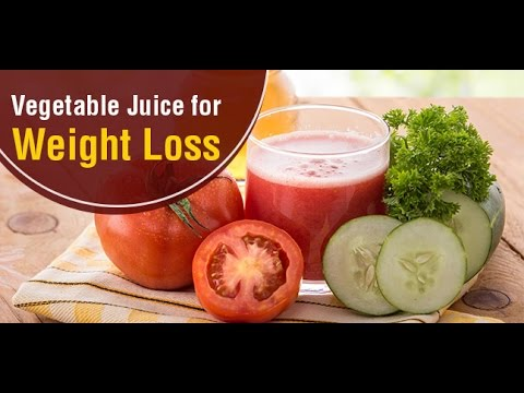 Vegetable Juice For Weight Loss   Weight Loss Drink Remedy