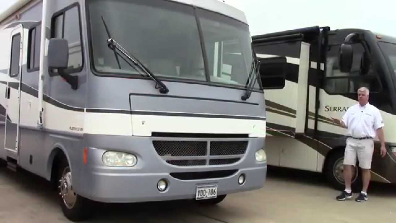 Preowned 2002 Fleetwood Southwind 36 T Motorhome Rv