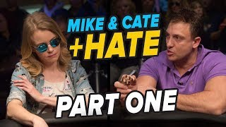 GRUDGE MATCH!!! | Mike And Cate Plus Hate - Part One