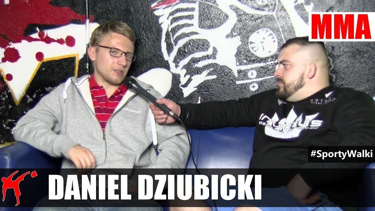 Daniel Dziubicki o wyprawie na Fight Festival organizacji Rizin FF