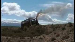 Patagonian Express (Steam Train) - Argentina thumbnail