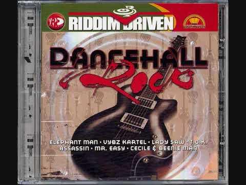 Dancehall Rock Riddim Mix (2004) By DJ WOLFPAK