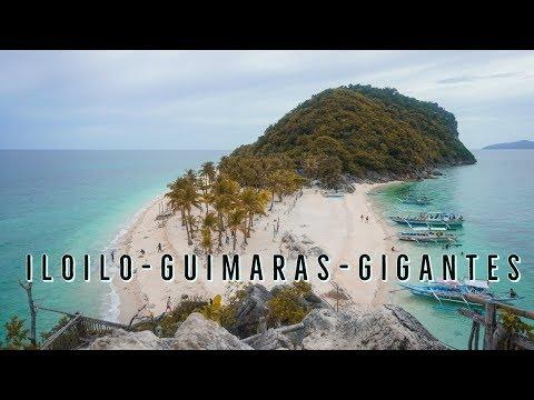 Iloilo-Guimaras-Gigantes