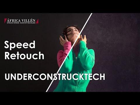 """Speed Retouch """"UNDERCONSTRUCKTECH"""" Africa Villen Feat Josh Leunan"""