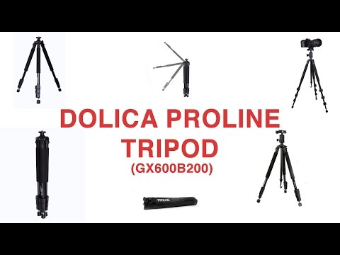 Dolica Proline GX600B200 Tripod Review