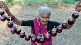 Yummy  Brinjal Masala Recipe || Spicy Gutti Vankaya Curry By My Granny's