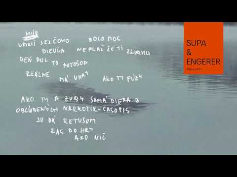 Supa prod. Jozef Engerer - Múr (feat. Hypnotik)