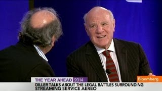 Barry Diller: Courts Say Aereo Is