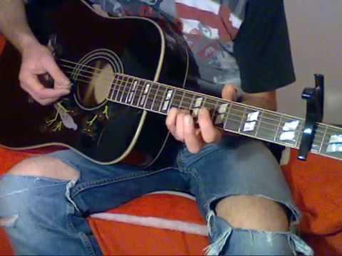 Foo Fighters - Wheels - Acoustic - Tutorial