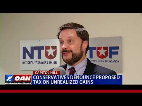 Conservatives denounce proposed tax on unrealized gains