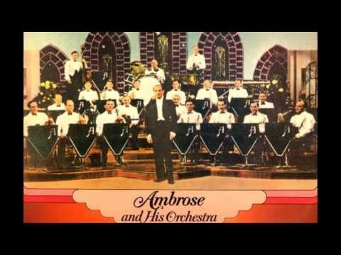 Ambrose and his Orchestra - Thank You So Much, Mrs. Lowsborough Goodby - 1935