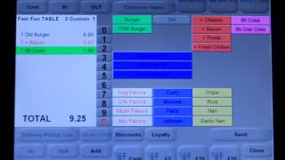 Best Quick Service Pos System