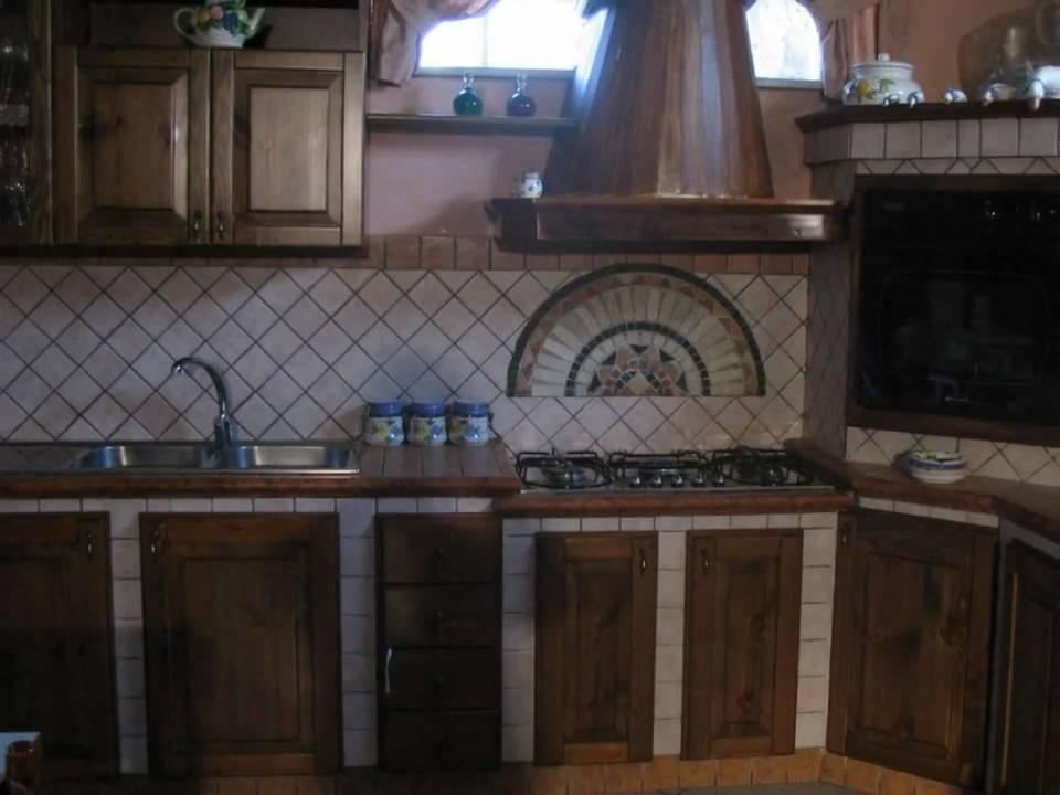 Camini forni a legna cucine in muratura lavori artigianali tettoie  YouTube