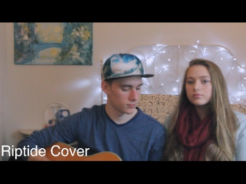 Riptide Vance Joy Cover by River and Sam Jenkins