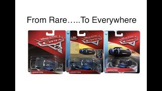 Jackson Storm: From Rare to Everywhere!-T Toy Reviews Ty Discussion #3