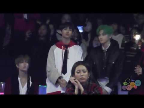 171201 MAMA- KAREN MOK performance NCT127 (winwin) reaction streaming vf