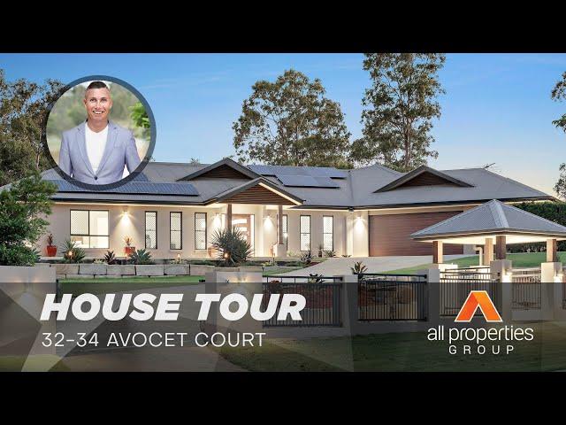 HOUSE TOUR | 32 34 Avocet Crt Greenbank | CHRIS GILMOUR