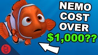 How Much Did Nemo Cost The Dentist? | Pixar Theory