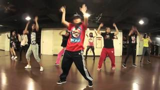 JazzMine Hip Hop Class 20160117 Tinie Tempah ft. MoStack & Sneakbo - We Don't Play No Game
