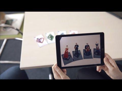 Konzerthaus Berlin – Making Of Virtuelles Quartett