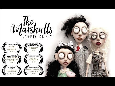 The Marshalls- A Short Stop-Motion Film