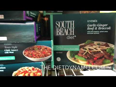 meal deliveries for south beach diet