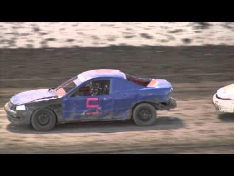 Bakersfield Speedway 7 21 12 mini stocks