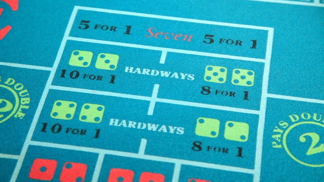 Craps throw