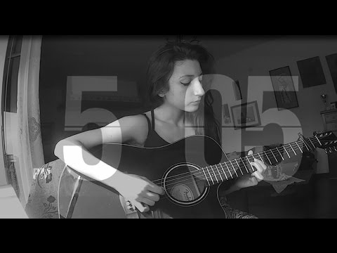 505 - Arctic Monkeys (Acoustic Cover)