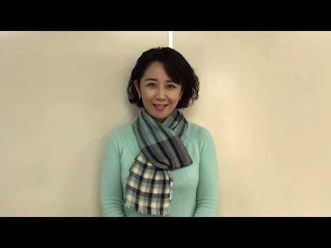 メゾ・ソプラノ 林美智子からの動画メッセージ ~クラシック・エイドVol.9~