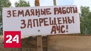 В Омской области массово режут свиней из за африканской чумы