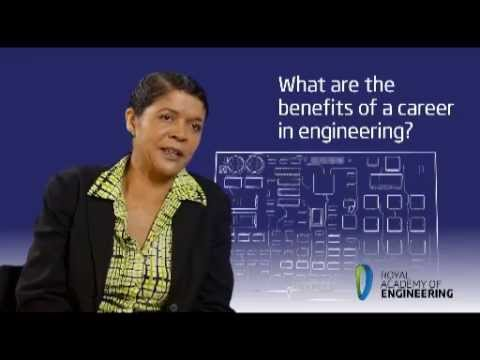 Chi Onwurah MP - Designed to Inspire - Royal Academy of Engineering