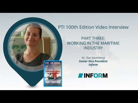 PTI 100th Edition Interviews: INFORM Part 3