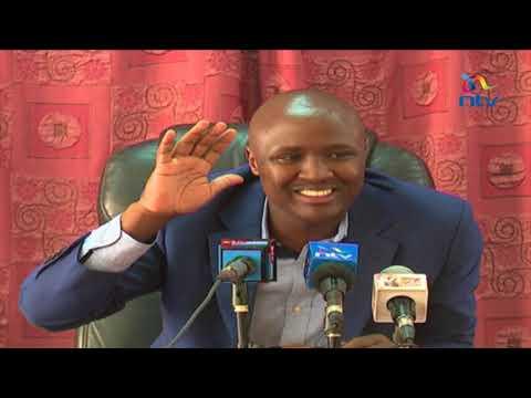 Nandi Hills MP Alfred Keter defies Uhuru on committees leadership
