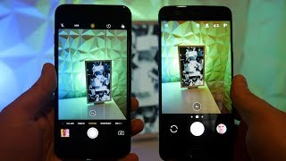 OnePlus 5 vs iPhone 7 Plus (Camera Test, Screen Comparison, Etc.)