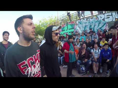 DJNESS ,MHA , EMAGO, DUDE vs NACHO ARGENTINO, EL ORIGINAL, DRAGMA Y HUEVO - Batalla de risas