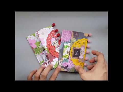 DIY Pocket Folder Insert by MLGirl Indira