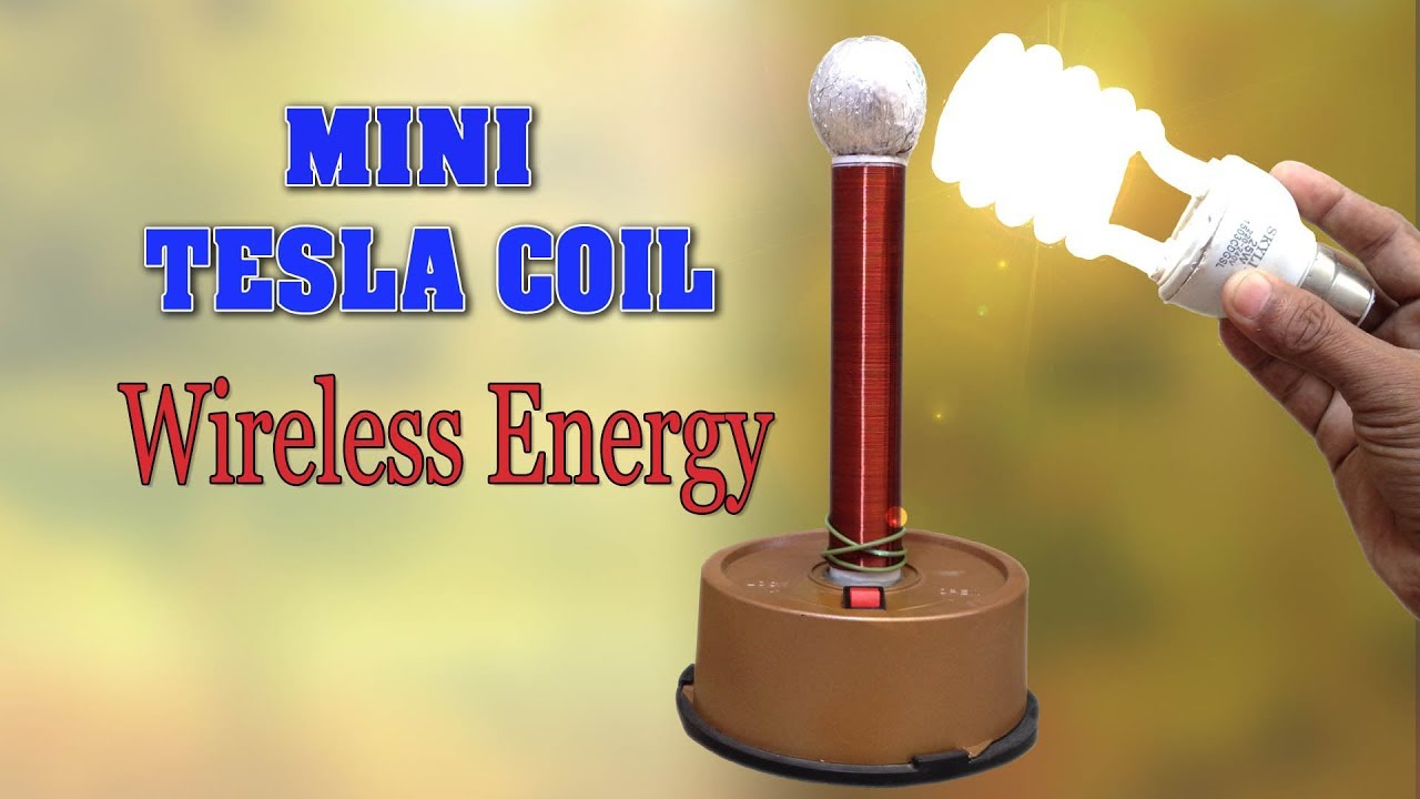 how to make tesla coil  [ 1280 x 720 Pixel ]