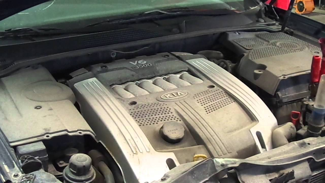 2005 Kia Amanti AC241-05 - YouTube