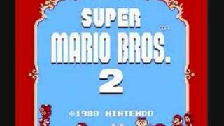 Super Mario Bros. 2 Soundtrack