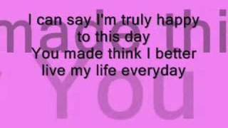 Baby I Love You lyrics