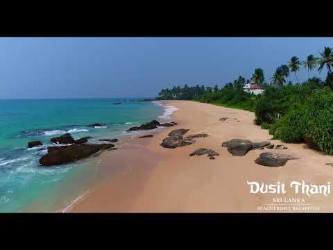 Dusit Thani Beachfront Balapitiya Beach Walk